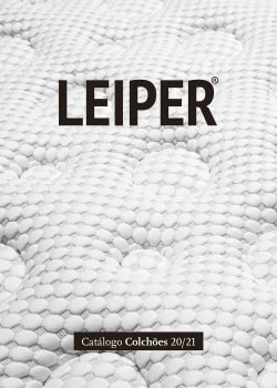 Catalogo Têxteis Leiper® Colchões.2020